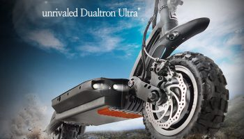 Dualtron Ultra Riding experience