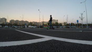 Xiami M365 Riding experience 1