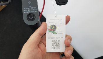Xiaomi M365 Unboxing 14