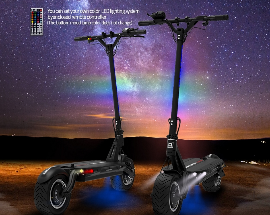 Dualtron Thunder Review - The Most Premium Scooter - MadCharge