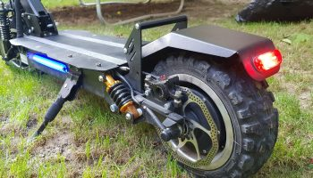 FLJ T113 11inch Off Road Electric Scooter 4