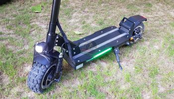 FLJ T113 Electric Scooter Review 12