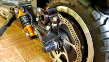 FLJ T113 Hydraulic Brakes