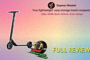 Ninebot Es Custom Firmware