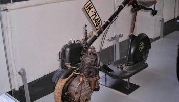 Autoped Krupp-Motorroller