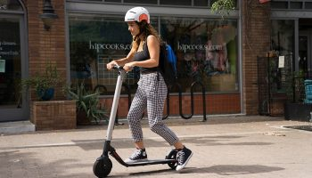 Ninebot ES2 ES4 City Electric Scooter 3