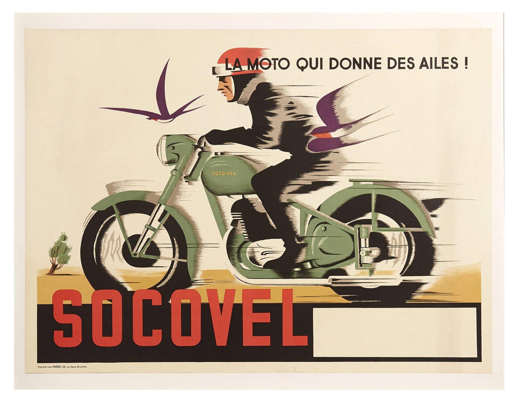 SOCOVEL Moto