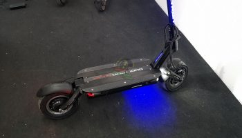 Dualtron Thunder Long Distance Electric Scooter 3
