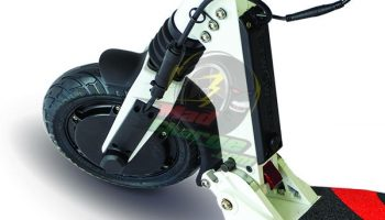 E-Twow Booster V Front Wheel