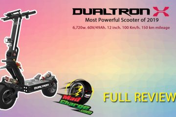 Dualtron Ultra Review - The Bugatti of Electric Scooters - MadCharge