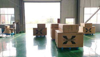Dualtron X Shipping