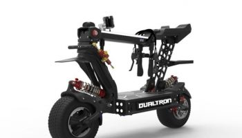 Dualtron X With Seat