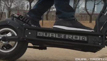dualtron x handling 1