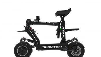 dualtron x side folded