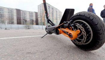 Inokim OX Rear Brake