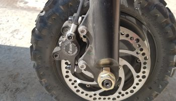 Kaabo Wolf Warrior II Front Brake