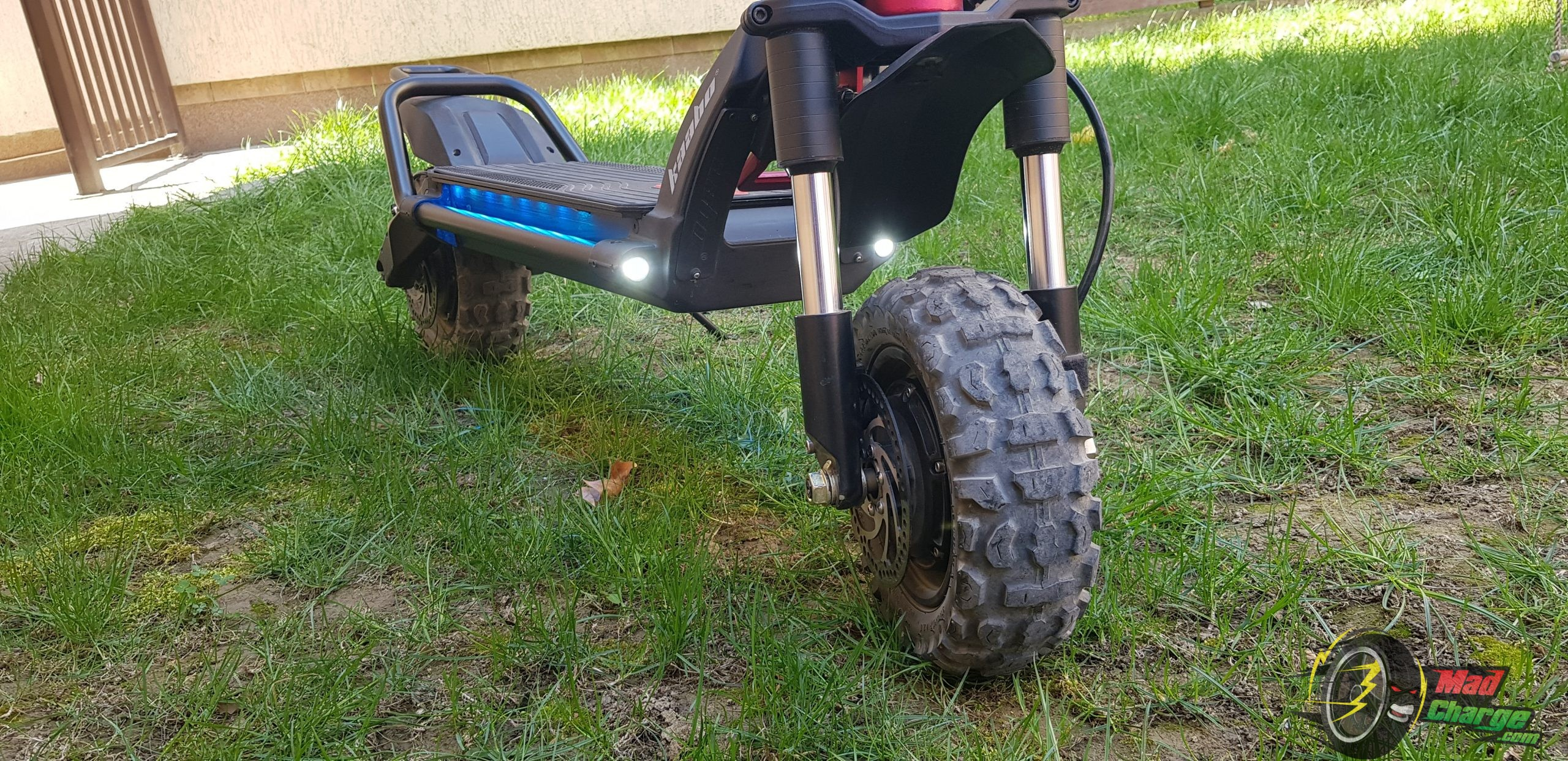 Kaabo Wolf Warrior II Front Suspensions 1