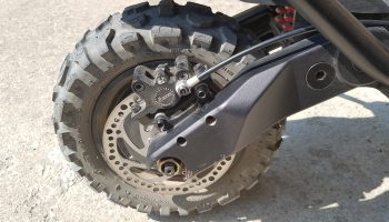Kaabo Wolf Warrior II Rear Brake