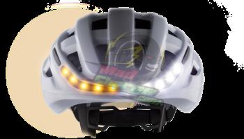 lumos helmet front
