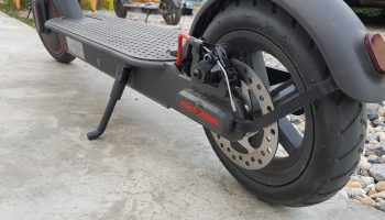 Xiaomi M365 PRO Review brake