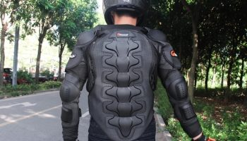 electric scooter armour suit 1