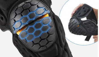 electric scooter knee protection 22