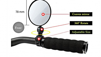 handlebar mirror for electric scooter 2
