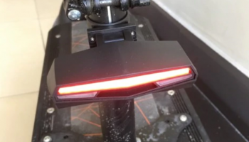 seat turn signal for electric scooter 2
