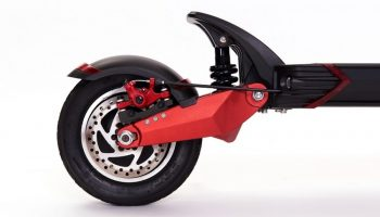 zero 10x rear suspension