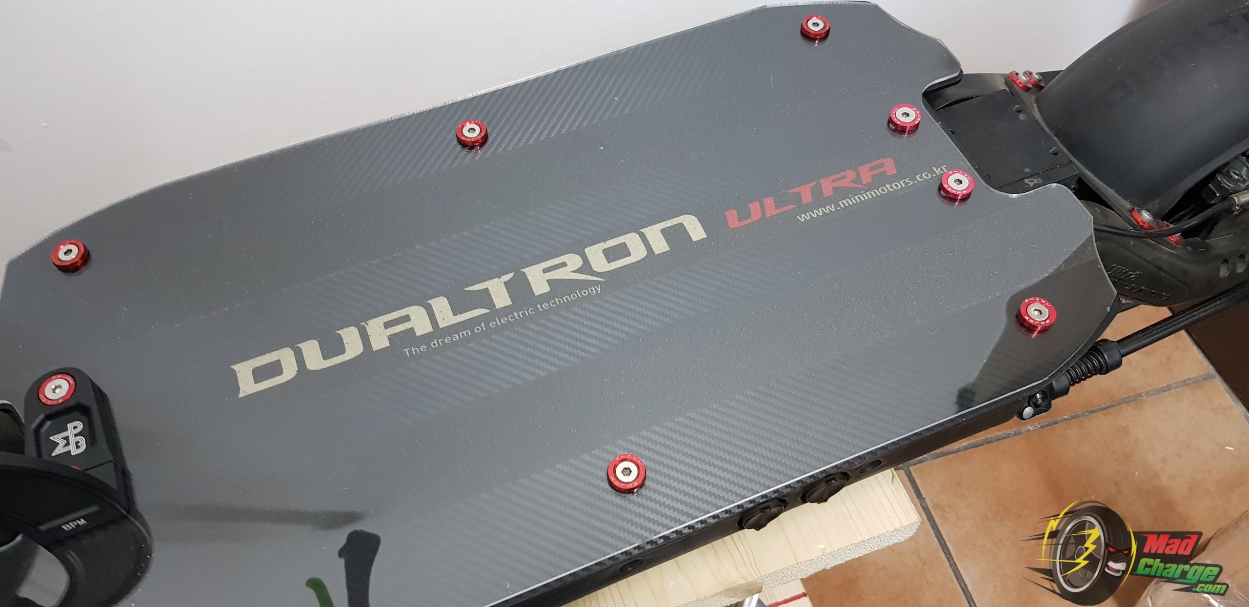 dualtron ultra deck stickers with deck cover
