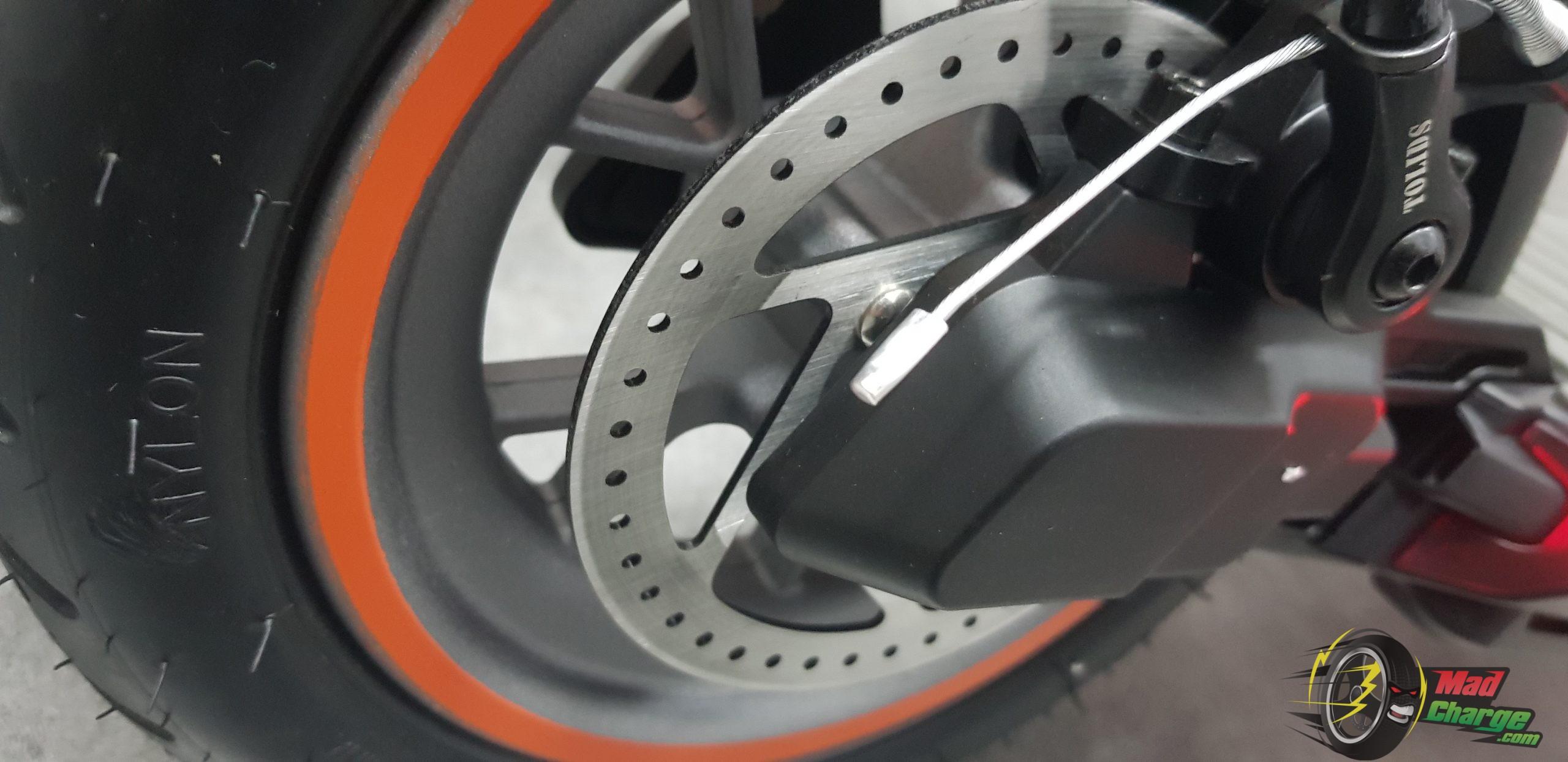 Kugoo M2 PRO 110 Disc Brake