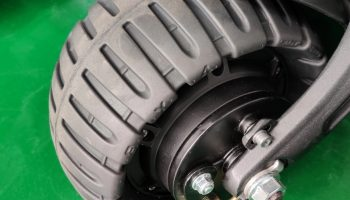 dualtron compact front drum brake