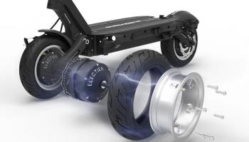 dualtron 3 motor brake