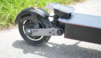 currus rear suspension