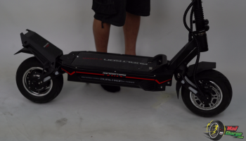 Dualtron Storm Unboxing Electric Scooter